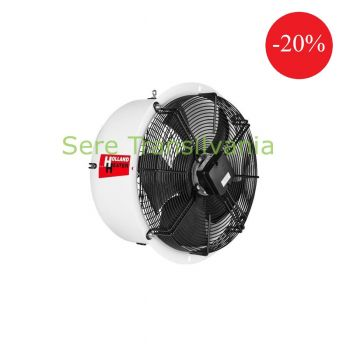 CAF45AC ventilator monofazic pe fundal alb