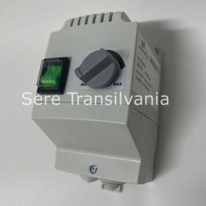poza cu vedere de sus controller ventilatoare Controlvent