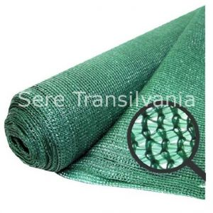 plasa de umbrire 8,35x50m verde