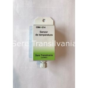 senzor de temperatura CBM214 vedere de sus
