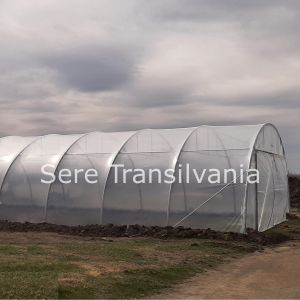 Solar tunel 8x50m, folie dublă inflată